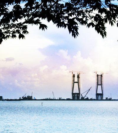 Mengapa Kaki Jembatan Suramadu di Tambak Wedi