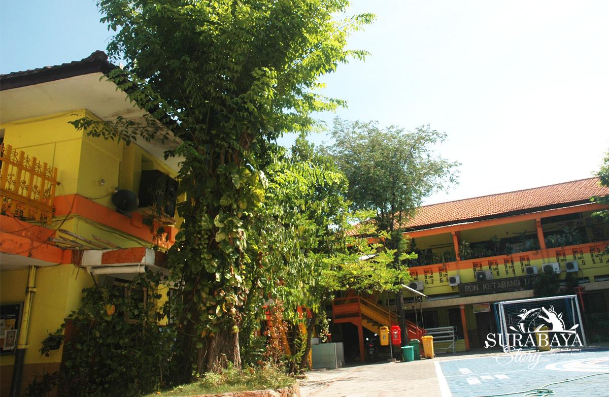 Jejak Sekolah Legendaris Sdn Ketabang I 288 Surabayastory Com