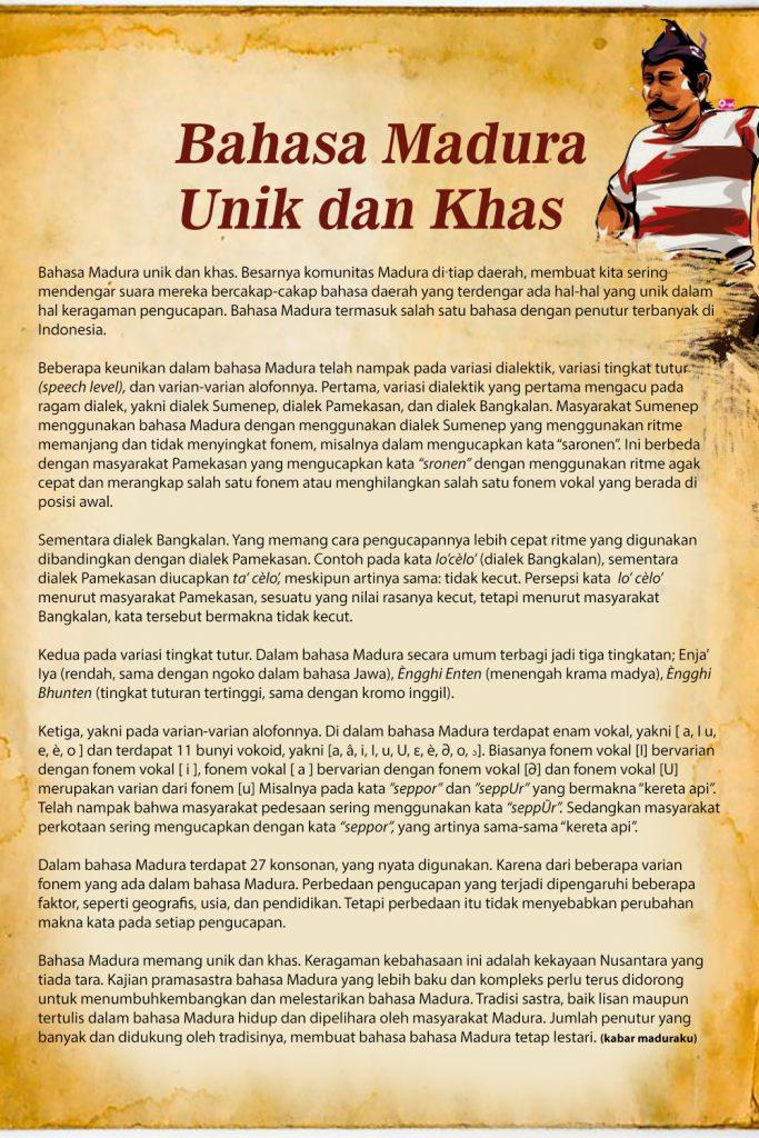 Menguak Jejak Dan Identitas Madura Surabayastory Com