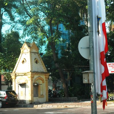 Jejak Gardu Listrik Belanda yang Tertinggal di Surabaya