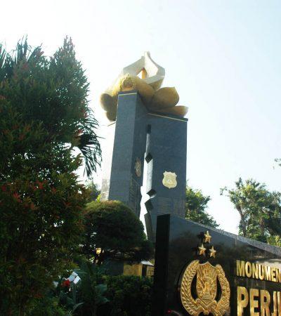 Monumen Polri dan Jejak Polisi Istimewa
