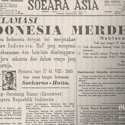 Berdirinya Pemerintah RI Daerah Surabaya