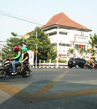 Yellow Box Junction di Surabaya, Masihkah Ada yang Peduli?
