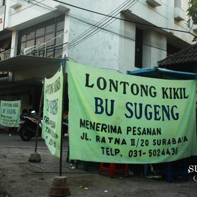 KIKIL BU SUGENG: Enaknya Kuliner Klasik Surabaya est. 1952