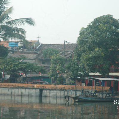 Simalakama Perahu Tambangan Surabaya