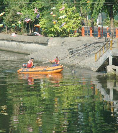 Menjaga Sungai Kalimas Surabaya Mengalir Lestari