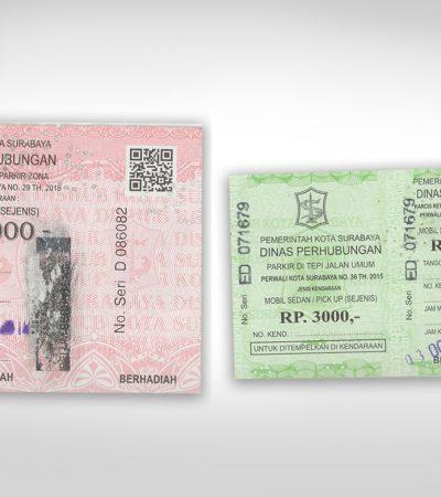 Masalah Karcis Parkir Berhadiah di Surabaya