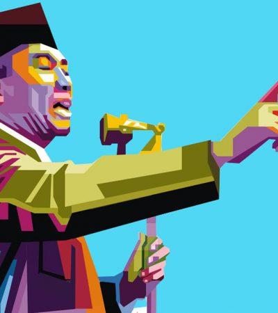 Pidato Spektakuler Presiden Soekarno