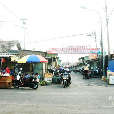 Nasib Pasar Pacar Keling Pasca Penggusuran Jl Tambang Boyo