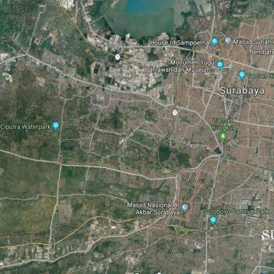 Membaca Potensi Gempa di Surabaya