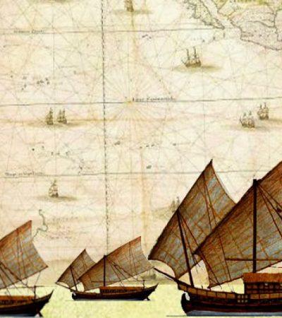 Jejak Pelaut Nusantara di Laut Dunia