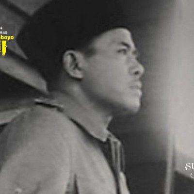 Kiprah Mayjen Soengkono di 10 November 1945