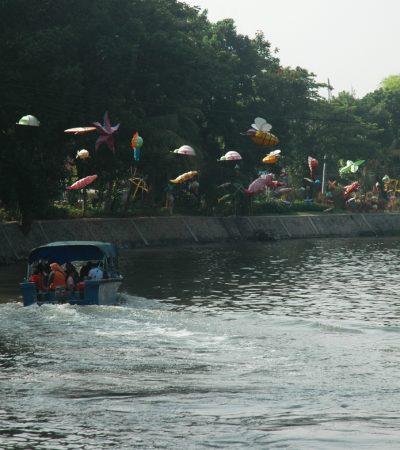 Menata Konsep Wisata Sungai di Kota Surabaya