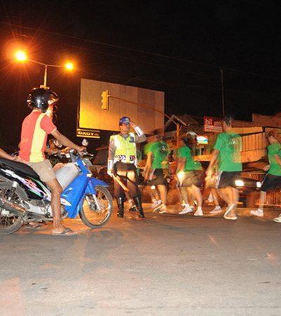 Siap-siap Ikut Gerak Jalan Legendaris Mojokerto-Suroboyo