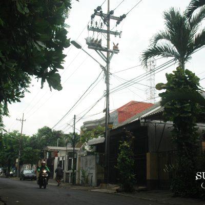 Surabaya Hari ini Mendung dan Mungkin Hujan
