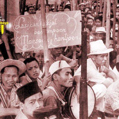 Kisah Bonek Surabaya di 10 November 1945