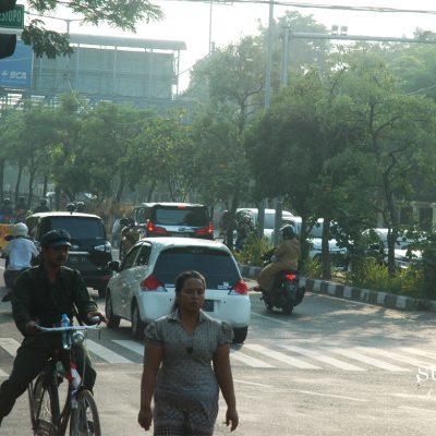 Setelah Ditutup 10 Hari, Jalan Prof Dr Moestopo Kembali Lancar