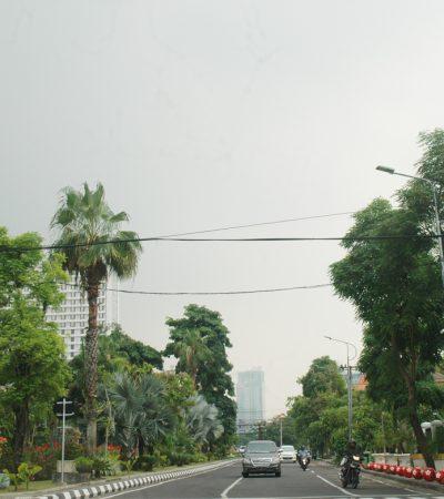Siap-siap Sambut Puncak Musim Hujan Surabaya