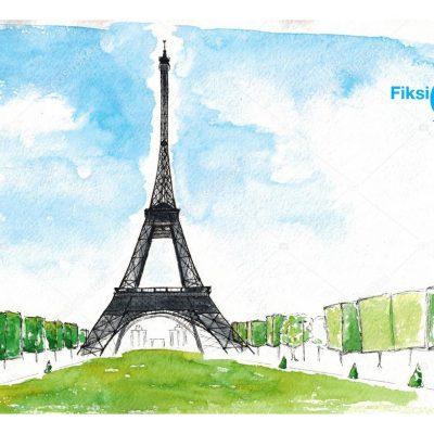 Ernest Hemingway Bercerita tentang Paris