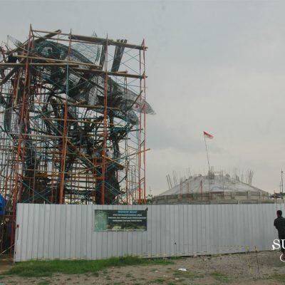 Patung Suro-Boyo, Ikon Baru Surabaya di Kenjeran