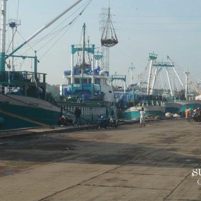 Potret Kali Mas Surabaya, Dulu dan Sekarang