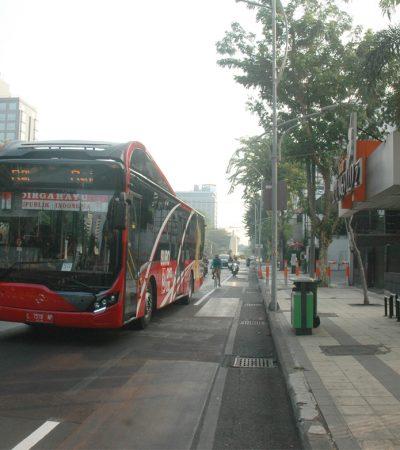 Suroboyo Bus Favorit Baru Transportasi Masyarakat Surabaya