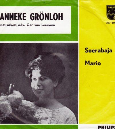Anneke Gronloh dan Surabaya yang Selalu Dipikirkannya