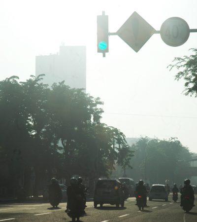 Kehangatan Surabaya Pagi Ini