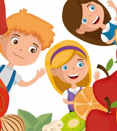 Zat Makanan yang Perlukan untuk Anak
