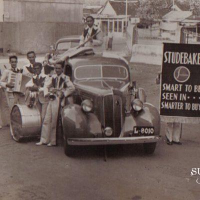 Jejak dan Sejarah Mobil Klasik Studebaker di Surabaya