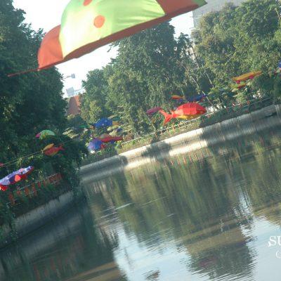 Menghidupkan Kembali Jejak Lalu Lintas Sungai di Surabaya