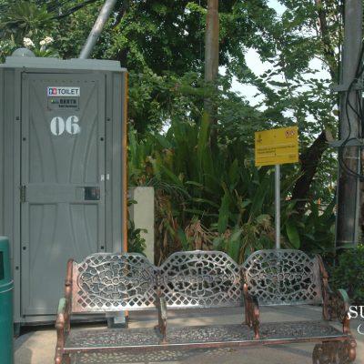 Toilet Umum di Tengah Keramaian Kota Surabaya