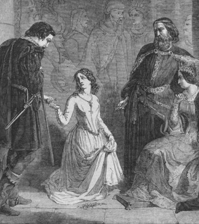 Story Awal tentang Hamlet dan William Shakepseare