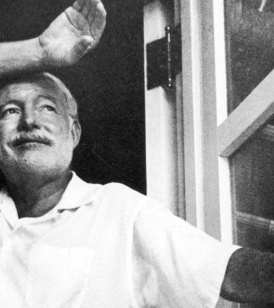 Kesederhanaan dalam Keindahan Karya Ernest Hemingway