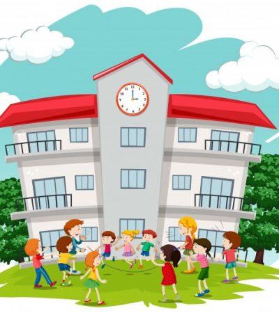 Menyiapkan Anak yang Takut Pertama Masuk Sekolah