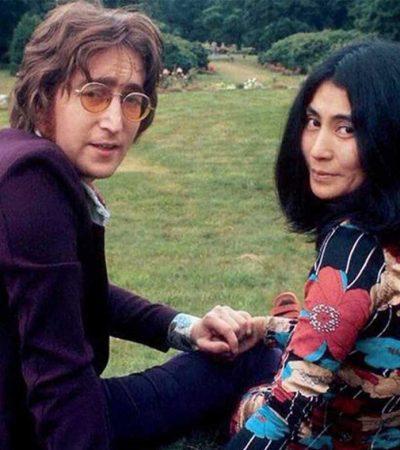 Story di Awal Pertemuan John Lennon dan Yoko Ono