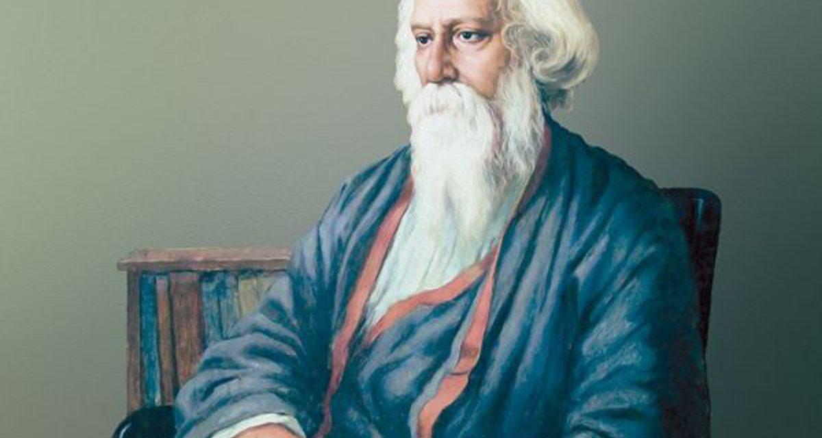 Rabindranath Tagore Memandang Barat dan Timur