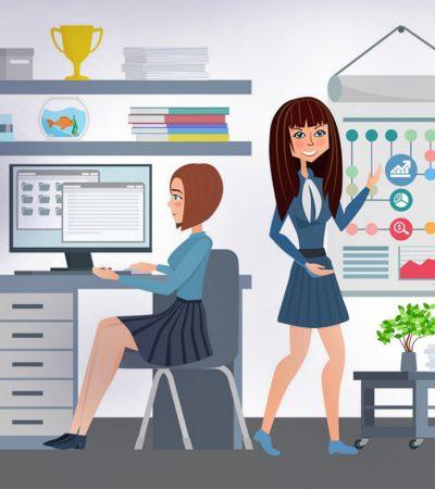 Beban Berat Wanita Bekerja