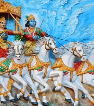 Prolog Singkat tentang Mahabharata