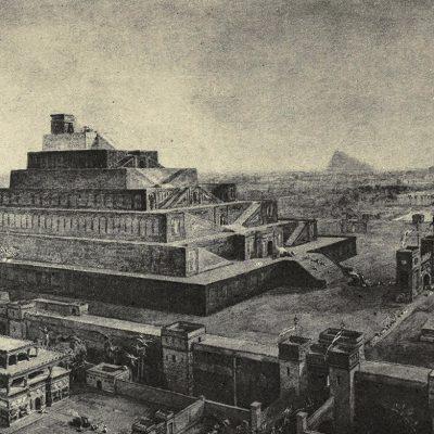 Mengenal Babylon, Kota Indah di Masa Lalu