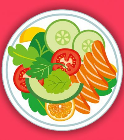 Risalah Singkat Khasiat Salad untuk Kesehatan