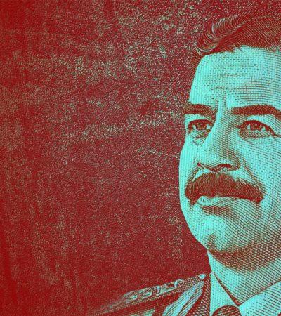 Saddam Hussein: Tumbang tanpa Pembelaan