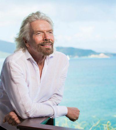 Profil dan Business Wisdom Richard Branson