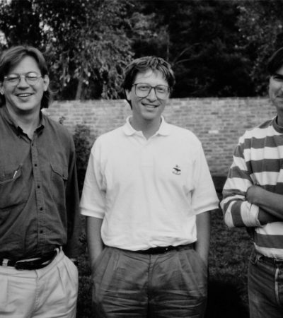 Rahasia Steve Jobs dan Bill Gates