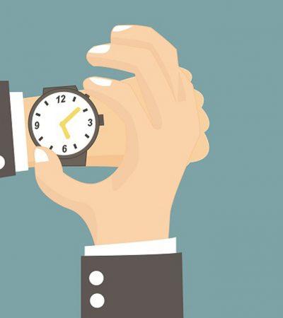 Kebiasaan-Kebiasaan Buruk tentang Waktu