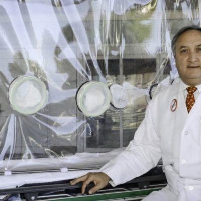 Penemuan yang Melindungi Dokter Dari Pasien Penyakit Menular