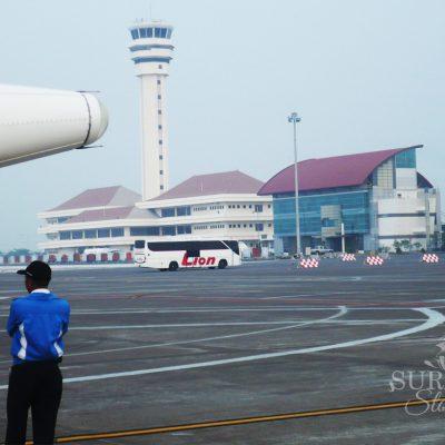 Penerbangan Domestik di Terminal 2 Bandara Juanda Pindah ke Terminal 1
