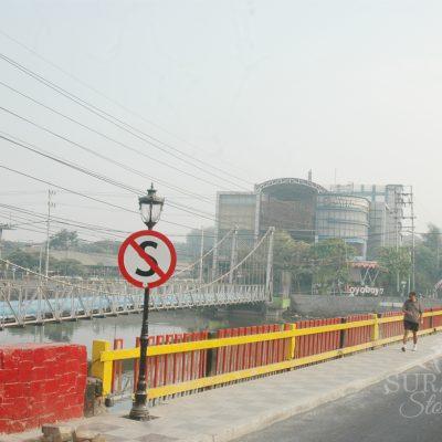 Perkembangan Pembangunan Jembatan Joyoboyo Baru