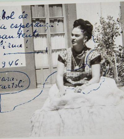 Surat-surat Cinta Frida Kahlo