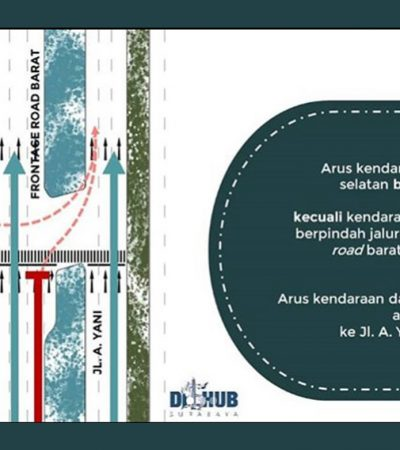 Ujicoba Traffic Light Ketintang – A. Yani